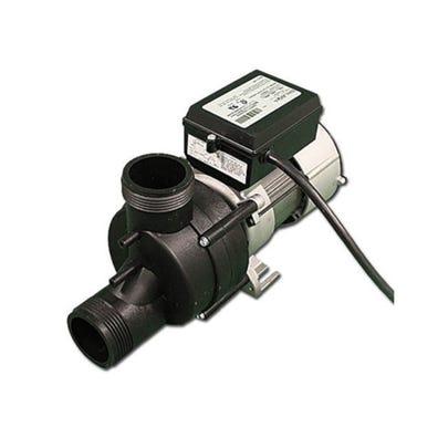 "Bath Pump Complete Front/Top, .5HP, 115V, 5.5A, 1-1/2""MBT w/Air Switch & NEMA Cord"