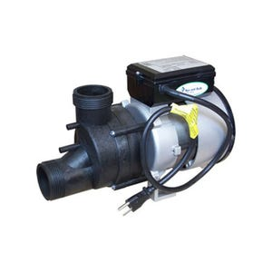 "Bath Pump Complete 1.5HP, 230V, 6.4A, 1-1/2""MBT w/Air Switch & NEMA Plug"