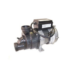 "Bath Pump Complete Front/Top, .75HP, 115V, 7.5A, 1-1/2""MBT w/Air Switch & NEMA Cord"