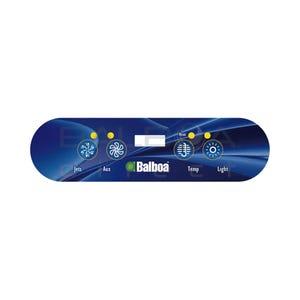 VL Series Keypad Overlay 4-Button, ML400, For 52684, 54460