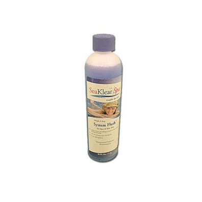 Pipe Cleaner Spa Systems Flush, 16oz Bottle