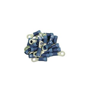 Wire Terminal 16-14 Gauge, Blue, 25 Pack