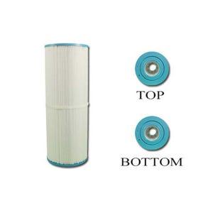 """Filter Cartridge Diameter: 4-15/16"""", Length:13-5/16"""", 50 sq ft"""