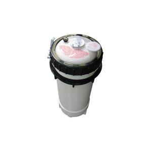 "Filter Assembly RCF, 25 Sq Ft, 1-1/2""Slip w/ Chlorine/Bromine Dispenser"