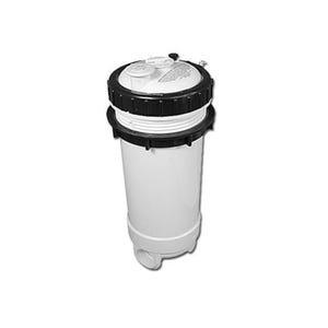 "Filter Assembly RCF, 50 Sq Ft, 1-1/2""Slip w/ Chlorine/Bromine Dispenser"