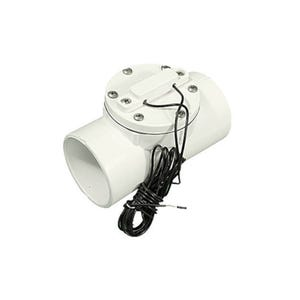 "Flow Switch Flow Switch, Aqualarm, 8-12 GPM, 1 Amp, 1-1/2""Slip x 1-1/2""Slip"