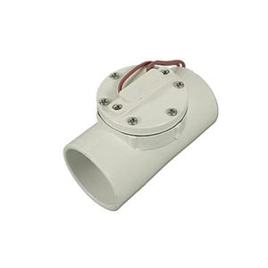 "Flow Switch Flow Switch, Aqualarm, 8-12 GPM, 1/2 Amp, 1-1/2""FPT x 1-1/2""FPT"