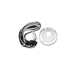 Wire Harnesses Twist Lock w/Bulb, Reflector, 2 Pin Amp Plug