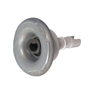 "Power Storm Jet internal Jet Internal, Waterway Power Storm, Rotating, 5"" Face, Swirl, Gray/Stainless"