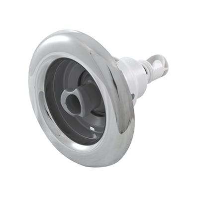 "Jet internal Thread In, Rotating, 5"" Face, Smooth, Stainless Steel"