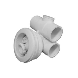 """CAD Jet Complete 1""""S Water x 1""""S Air, White"""