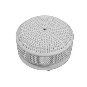 """Suction Assemblies 5""""Dia Cover, White, 2""""S"""
