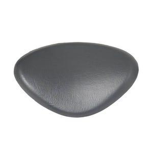 "Pillow Tri-Curve, (2)Pin, Graphite Gray (9"" x 5.75"")"