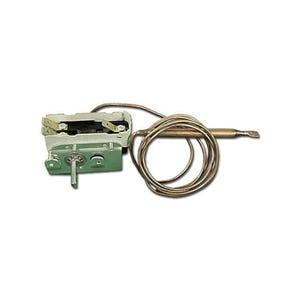 """Thermostat 60"""" Capillary x 1/4"""" Bulb x 3.5"""" Bulb Length, SPDT"""