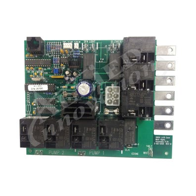 Circuit Board Extended Software, 2-Pump, Rev 4.02