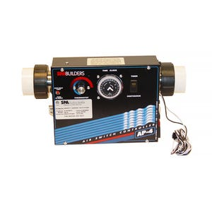 Air System 240V, 5.5kW Heater, Time Clock