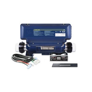Electronic Control System w/In.K300 Spaside, Adapter Plate & Amp Cord