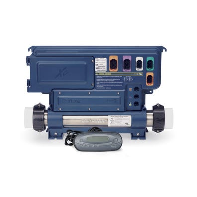 Electronic Control System 230V, 4.0KW, P1, Blower, Ozone, Circ Option