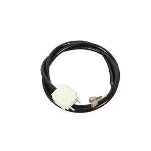 """Component Cord Molded, 18/2, 48"""" Length, White"""