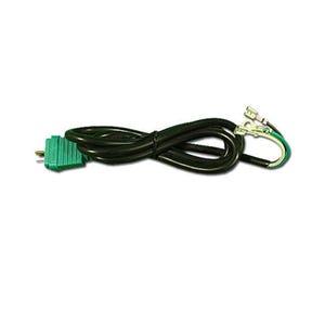 "Component Cord Mini J&J, 18/3, 48""Length, Green"
