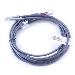 """Temp/Hi-Limit Dual Sensor Temp: 96"""" Cable x 1/4""""Bulb, Hi-Limit: 31"""" Cable x 1/4""""Bulb"""