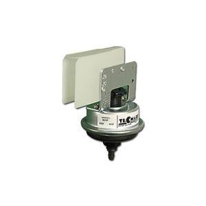 """Pressure Switch SPST, 25 Amp, 1-5 Psi, 1/8"""" NPT, Plastic"""