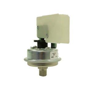 "Pressure Switch 25 Amp, 1-5 Psi, 1/8"" NPT"