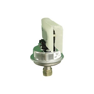 "Pressure Switch SPNO, 1 Amp, 1-5 Psi, 1/4"" Compression Fitting"