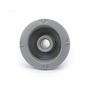 """Cyclone Jet internal Snap-In, Directional, 4-3/4"""" Face, Gray"""