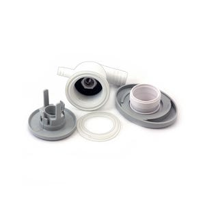 "ISO Jet Complete Direct'l,3-3/4""Oval Face,3/8""B Air x"