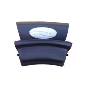 Pillow Short Curve, Graphite
