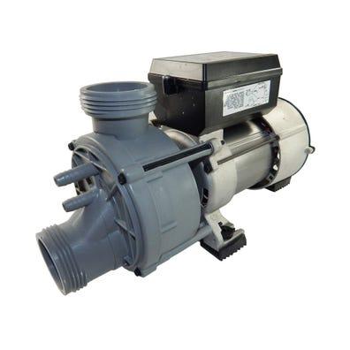 "Bath Pump Complete Front/Top, 5.5A, 115V, 1-1/2""MBT w/Air Switch & NEMA Cord"