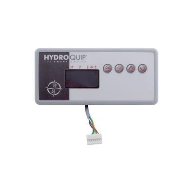 ECO-7 Electronic Keypad 4-Button, LED, Pump1-Light-Up-Down