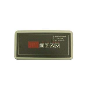 ECO-5 Electronic Keypad 4-Button, LED, Pump1-Light-Up-Down