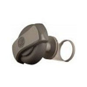 "Diverter Valve On/Off Valve, 4-1/4"" diameter, 5-7/8"" Length, Gray"