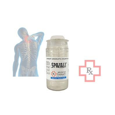 Aroma Therapy Cartridge RX Beads, Muscular Therapy, .5oz Cartridge