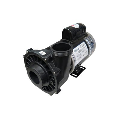 """Executive Jet Pump 2HP, 230V, 56-frame, 2-speed, 2.5"""" In - 2"""" Out"""