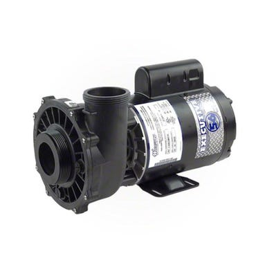 """Executive Jet Pump 3HP, 230V, 56-frame, 2-speed, 2.5"""" In - 2"""" Out"""