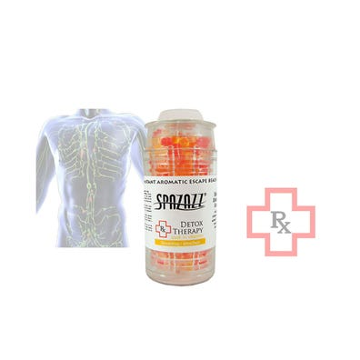 Aroma Therapy Cartridge RX Beads, Detox Therapy, .5oz Cartridge