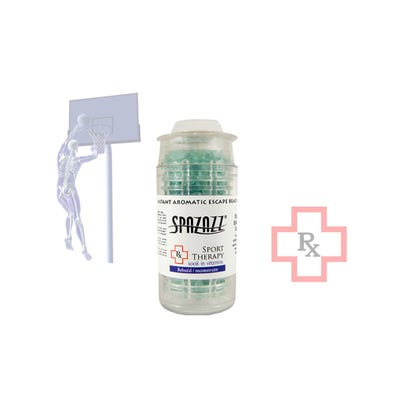 Aroma Therapy Cartridge RX Beads, Sport Therapy, 5oz Cartridge