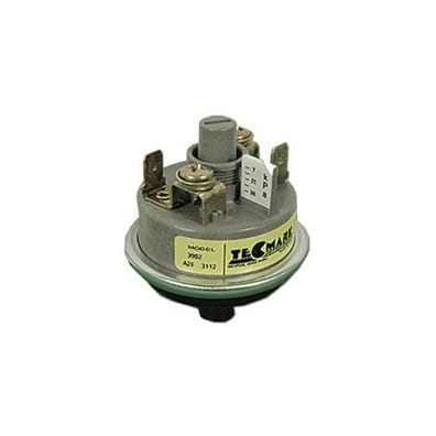 "Pressure Switch 1 Amp, 1-5 Psi, 1/8"" NPT"