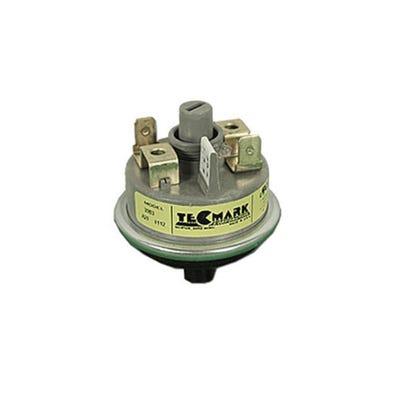 "Pressure Switch SPST, 1 Amp, 1-5 Psi, 1/8"" NPT, No Screws"