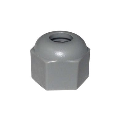 Nut Hex Dome, 3/8-16