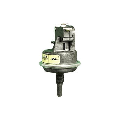 "Pressure Switch 1 Amp, 1-6 Psi, 1/8"" NPT"