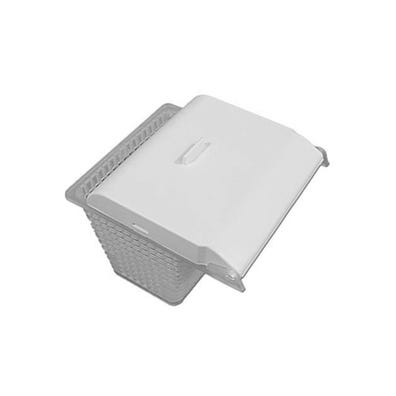 Front Access Filter Basket SV Front Access, White