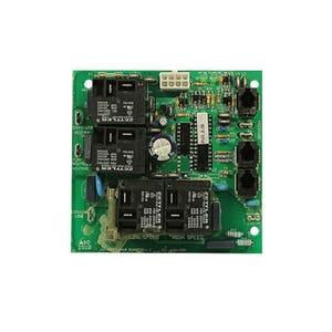 LV15 Circuit Board LV15 w/8 Pin Transformer Receptacle