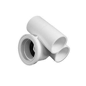 """Jet Body Stacked,1""""S Air x 1""""S Water 1-5/8""""Hole Size"""