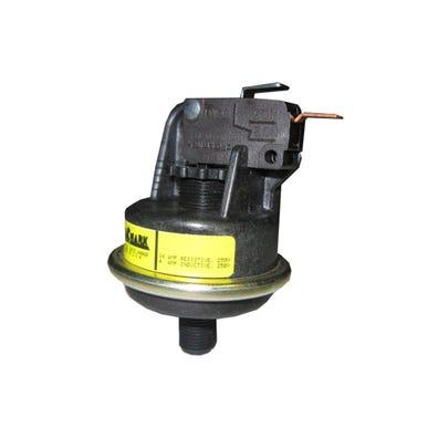 "Pressure Switch SPNO, 16 Amp, 1/8"" NPT, Adjustable"