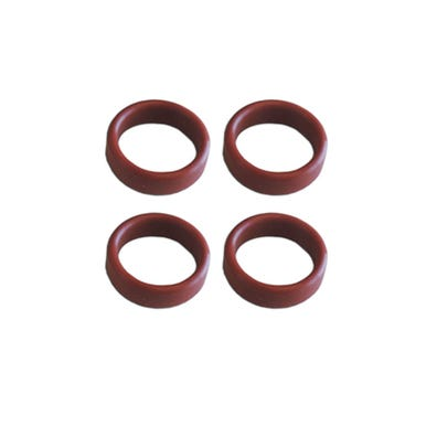 Heater Gasket Kit kit includes a set of four gaskets