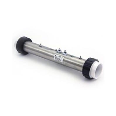 "Heater Assembly 4.5kW, 230V, 2"" x 15"", w/Hi-Limit Studs, (2) Mounting Studs, w/2"" Tailpieces"